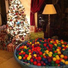 Ball Pit Christmas