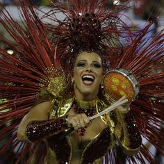 Conheça as rainhas de bateria do Carnaval 2016