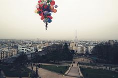 #flying #balloons