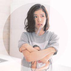 . ノ ゾ キ ミ。 .  #松岡茉優#MayuMatsuoka#mensfashion#SUPREME#Tシャツ .