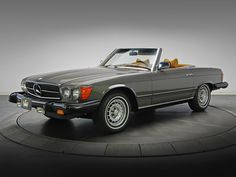 1972–80 Mercedes-Benz 450 SL US-spec (R107)