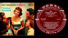 Teresa Brewer ~ Ricky Ticky Song