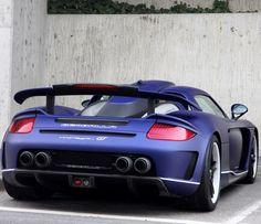 Porsche Gemballa Mirage
