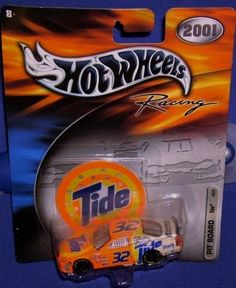 Hot Wheels Racing 2001 Scott Pruett  32 Tide Ford Taurus 1 64