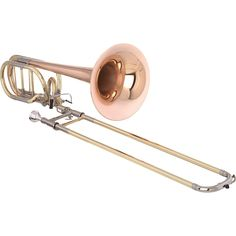 Getzen 1052FD Eterna Series Bass Trombone 1052FDR Red Brass Bell