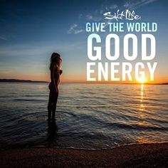 Good energy and salty vibes!