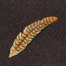 Image result for jim hughes carved feathers