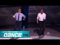 Zack & All-Star Aaron: Top 4 Perform | SO YOU THINK YOU CAN DANCE | FOX BROADCASTING