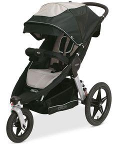 Graco Baby Relay Click Connect Jogging Stroller