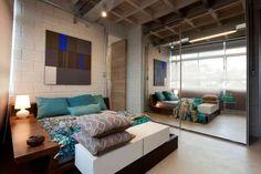 Portal diário Decor, dormitórios, ver mais em diariodecor.com.br #decoracao #interiordesign #decor #apartamento #quarto #dormitorio #home #house #myrnaporcaro