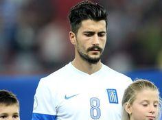 Panagiotis Kone (Greece National Football team)