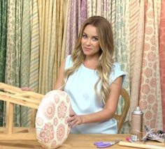 Read on to find out how you can make a fabric stool in today's Craft Creations episode...