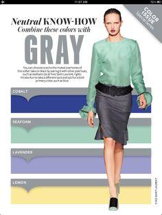 Farb-und Stilberatung mit www.farben-reich.com - InStyle Gray