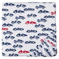 Circo® Rah Rah Racer Fitted Crib Sheet