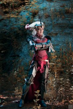 Dragon Age II - Flemeth cosplay by MonoAbel.deviantart.com on @deviantART