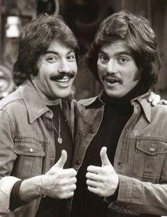 "Tony Orlando and Freddie Prinze ""Looking Good"""