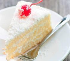 Bizcocho facilísimo de coco y yogur Vanilla Cake, Cheesecake, Eat, Desserts, Food, Yogurt, Dessert, Conch Fritters, Breakfast