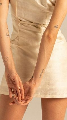 Little Tattoos, Mini Tattoos, Dainty Tattoos, Small Tattoos, Get A Tattoo, Arm Tattoo, Discret Tattoo, Symbole Tattoo, Simplistic Tattoos