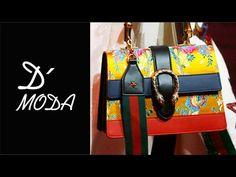 BOLSAS DE MODA 2017 - D´ MODA - YouTube