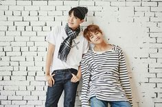 J-Hope and V! Vhope~ ❤ BTS Family Photo's~ 2017 BTS FESTA Day 10! #BTS #방탄소년단