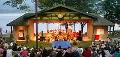 Summer Concerts In Lake George NY | Annual Lake George Arts Project Summer Concerts In Shepard Park!