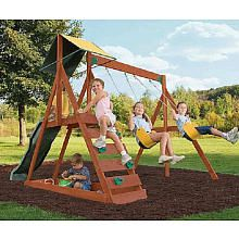 Sunview II Complete Gym Set online $350, ages 3-10