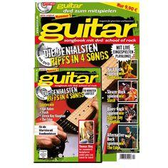 guitar Songbook mit DVD Vol. 5: School of Rock, 9,90 €