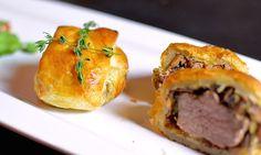 Mini Beef Wellington Love Bites | Seduction Meals