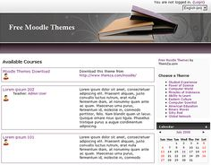 moodle themes