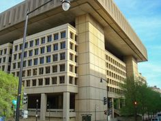 FBI Multi Story Building