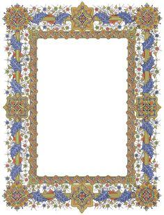 { Mormon Share } New Beginnings And New Beehives Turkish Tiles, Turkish Art, Illuminated Letters, Illuminated Manuscript, New Beehive, Art Decor, Decoration, Molduras Vintage, Printable Frames