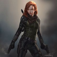 Unused Black Widow concept design for Avengers: Infinity War. Damn she looks awesome here, even better than in the film! Marvel Comics, Ms Marvel, Marvel Heroes, Captain Marvel, Marvel Avengers, Captain America, Scarlett Johasson, Black Widow Scarlett, Black Widow Natasha