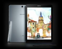 Nuovo Galaxy Tab S3