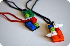 LEGO Accessory Valentine tutorial