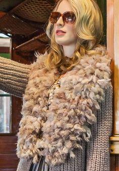 Lana Grossa KRAGEN Colupo - FILATI Handstrick No. 65 - Modell 3 | FILATI.cc…
