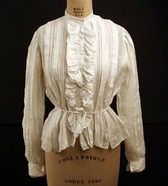 victorian shirtwaists - Google Search