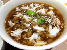 Authentic Asian Recipes: Fish Maw Soup Recipe