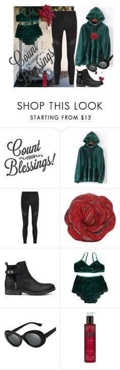 """""""Counting my blessings!❤️"""" by candycandy150 ❤ liked on Polyvore featuring WALL, WithChic, adidas, Judith Leiber, Replay and Rituals"""