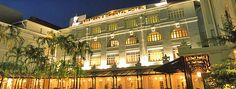 Eastern and Orient hotel Oriental Hotel, Southeast Asia, Mansions, House Styles, Places, Bucket, Home Decor, Mansion Houses, Homemade Home Decor