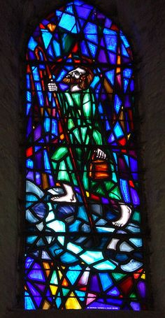 Saint Patrick, Ballintubber Abbey, County Mayo.