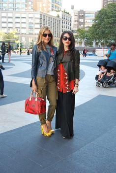 Dani Stahl. Fashion Week 9.11.12