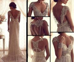 love the style and era of this dress. so gorgeous.