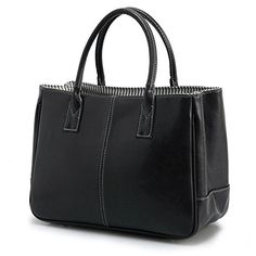 Smile Tomorrow Lady Four Seasons Use Fashion Durable Personality Popular Benefit Handbag(Black) *** To view further for this item, visit the image link. (This is an affiliate link) #WomenHandbagsPurses