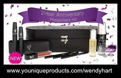 Love Make up ? Ladies,College Students, Are you looking to earn money from home & online... Then Younique May be just what your looking for... Naturally-based cosmetics. Younique Products are the Fastest growing home based business! Join my TEAM Today!! Younique Make-up Presenters Kit! Join today for only $99US or $119 CAN www.loveyourlash.ca