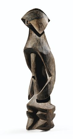 Mumuye Iagalagana Ancestor Figure, Nigeria http://www.imodara.com/item/nigeria-mumuye-lagana-divination-figure/