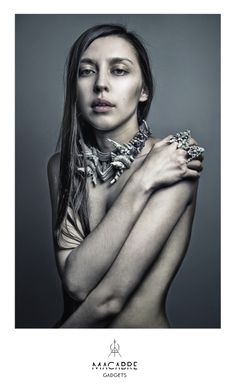 macabregadgets.com  #fashion #jewelry #ring #skull #black #coral #pearls #underwater #fashion #jewelry #ring #skull #black #coral #pearls #underwater