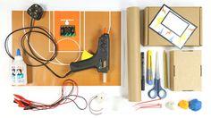 Basketball - DIY Electro Dough Kit - - Resources