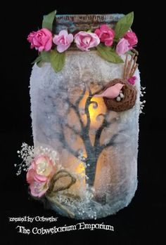 18. Fairy Jar 2. Fairy Tree Glow More