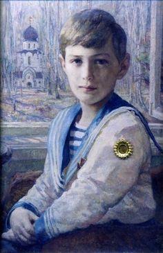 Alexei Romanov Tsarevich of Russia