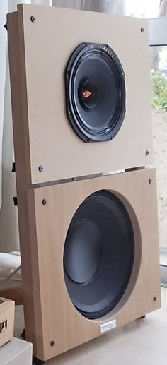 Full range loudspeakers